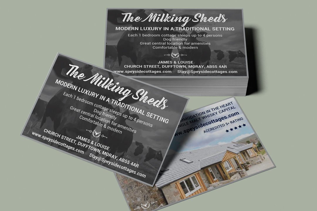 The Milking Sheds